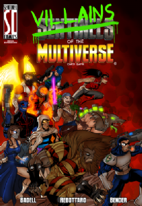Sentinels of the Multiverse : Villains of the Multiverse